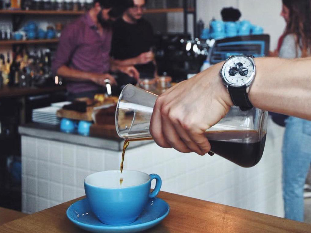 Coffee Spot: