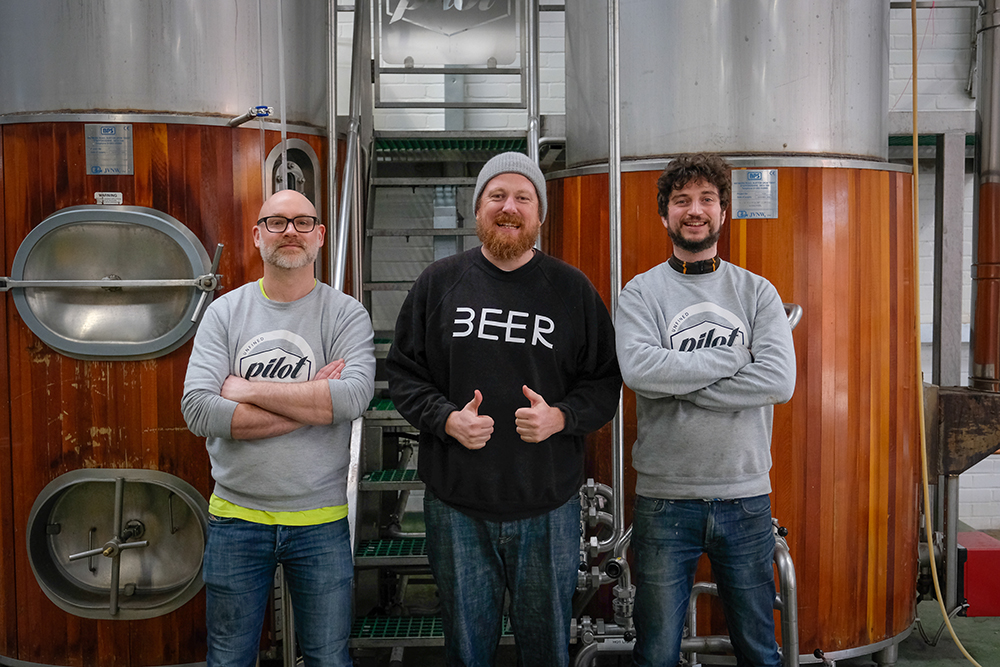 Mel 'N Mint: ECBF Official Festival Beer